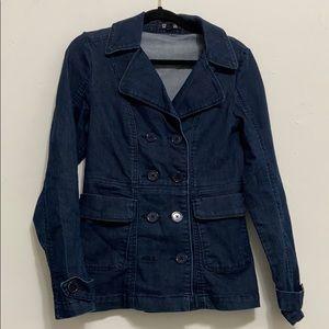 Forever21 Dark Denim Jacket